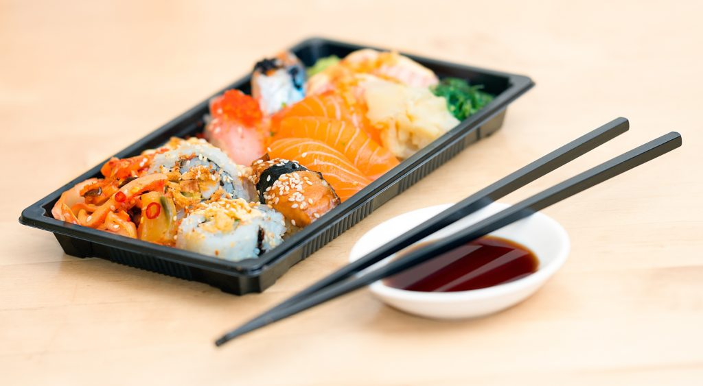 Sushi Singularity: A 3D Printed Meal Engineered for You
