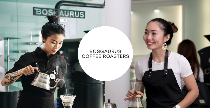 Bosgaurus Coffee Roasters