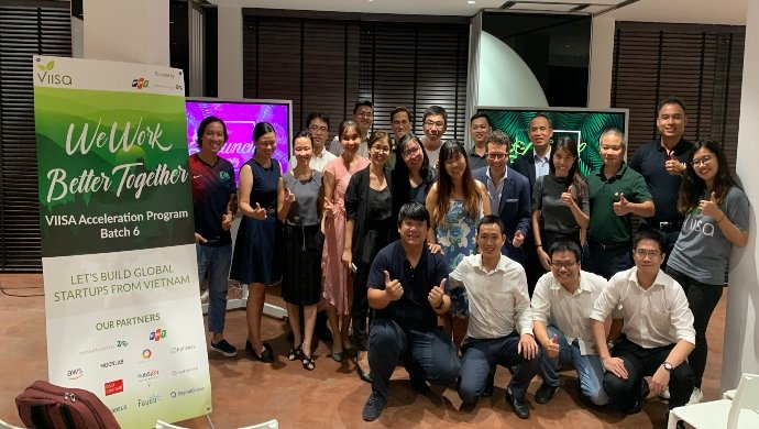 VIISA starts its batch 6 acceleration program with 5 selected startups
